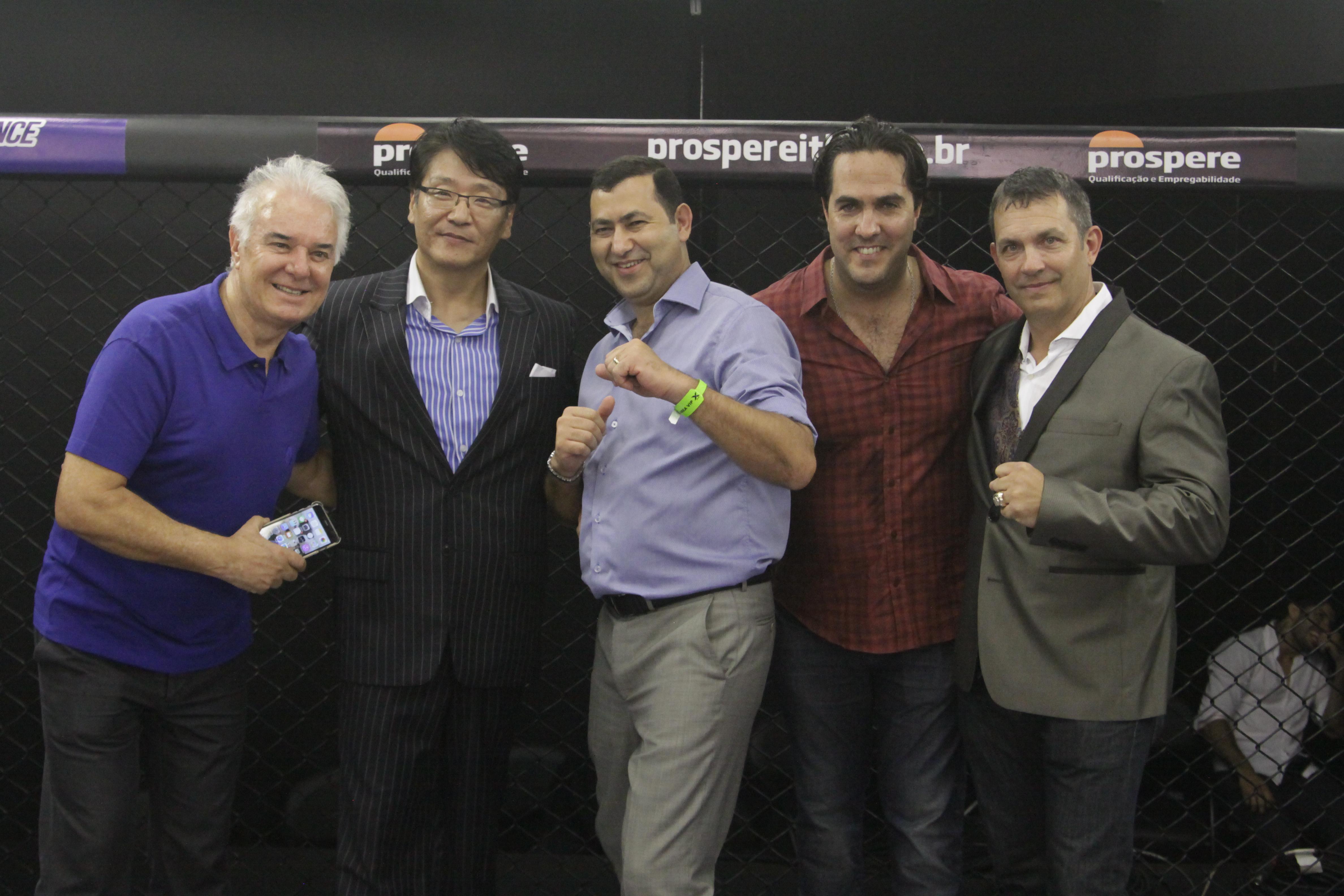 Prospere vai oferecer cursos gratuitos a lutadores do XFC (Foto: Divulgação/Fusion Photography)