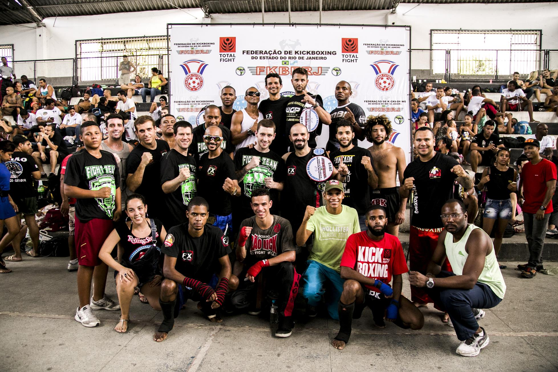 FX Fight Team (Foto: Renato Nogueira/PixelsMidia)