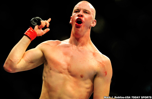 Stefan Struve (Foto:-USA TODAY Sports)