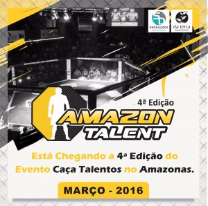 AMAZON TALENT 4 - CARTAZ 1