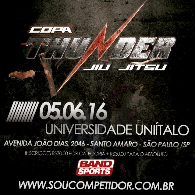 Copa Thunder de Jiu-Jitsu