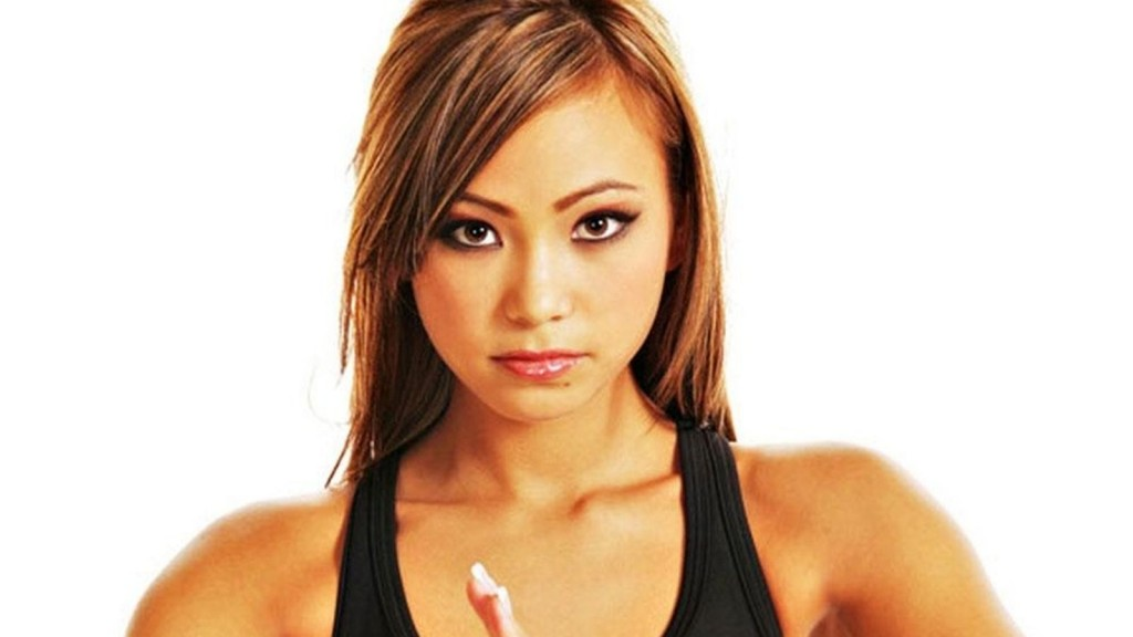 """The Karate Hottie"" Michelle Waterson (Foto: MMAFighting.com)"