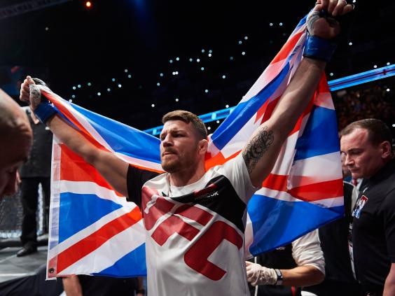 Michael Bisping / foto: Getty Images